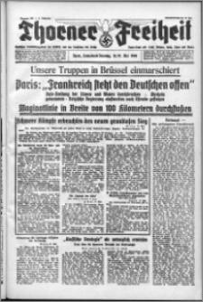 Thorner Freiheit 1940.05.18/19, Jg. 2 nr 115