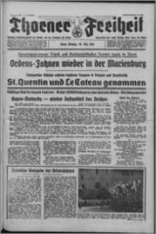 Thorner Freiheit 1940.05.20, Jg. 2 nr 116