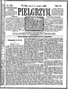 Pielgrzym, pismo religijne dla ludu 1880 nr 104