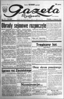 Gazeta Bydgoska 1932.11.04 R.11 nr 254