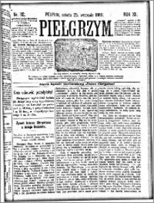 Pielgrzym, pismo religijne dla ludu 1880 nr 112