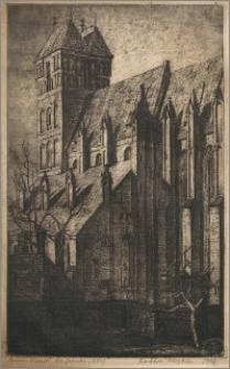 Toruń - kościół św. Jakuba (XIV w.)