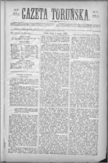 Gazeta Toruńska 1870, R. 4 nr 31