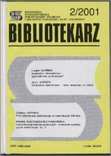 Bibliotekarz 2001, nr 2