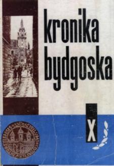 Kronika Bydgoska T. 10 (1986-1988)