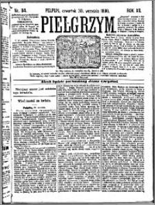 Pielgrzym, pismo religijne dla ludu 1880 nr 114