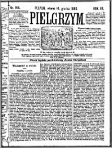 Pielgrzym, pismo religijne dla ludu 1880 nr 144