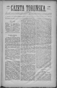 Gazeta Toruńska 1871, R. 5 nr 28