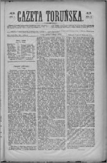 Gazeta Toruńska 1871, R. 5 nr 31