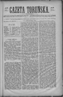 Gazeta Toruńska 1871, R. 5 nr 37