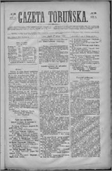 Gazeta Toruńska 1871, R. 5 nr 39