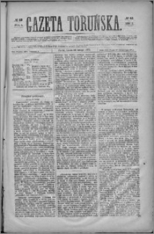 Gazeta Toruńska 1871, R. 5 nr 43