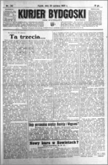 Kurjer Bydgoski 1933.06.23 R.12 nr 142