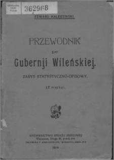 Przewodnik po Guberni Wileńskiej