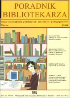 Poradnik Bibliotekarza 2006, nr 3