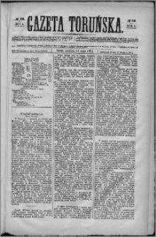 Gazeta Toruńska 1871, R. 5 nr 116