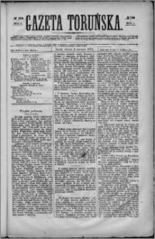 Gazeta Toruńska 1871, R. 5 nr 128