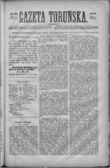 Gazeta Toruńska 1871, R. 5 nr 145