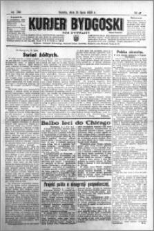 Kurjer Bydgoski 1933.07.15 R.12 nr 160