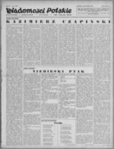 Wiadomości Polskie, Polityczne i Literackie 1943, R. 4 nr 4