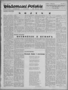 Wiadomości Polskie, Polityczne i Literackie 1943, R. 4 nr 6