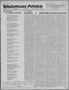 Wiadomości Polskie, Polityczne i Literackie 1943, R. 4 nr 14