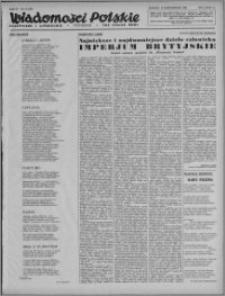 Wiadomości Polskie, Polityczne i Literackie 1943, R. 4 nr 41
