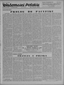 Wiadomości Polskie, Polityczne i Literackie 1943, R. 4 nr 43
