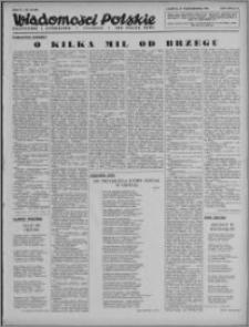 Wiadomości Polskie, Polityczne i Literackie 1943, R. 4 nr 44