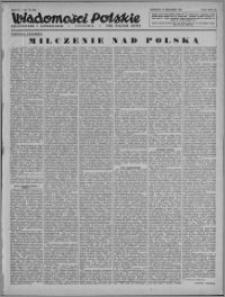 Wiadomości Polskie, Polityczne i Literackie 1943, R. 4 nr 50