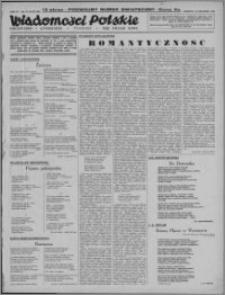 Wiadomości Polskie, Polityczne i Literackie 1943, R. 4 nr 51/52