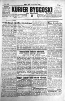 Kurjer Bydgoski 1933.09.06 R.12 nr 204