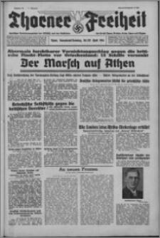 Thorner Freiheit 1941.04.26/27 Jg. 3 nr 98