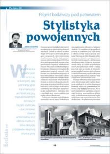 Stylistyka powojennych kościołów w Polsce