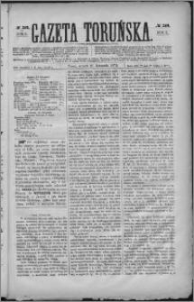 Gazeta Toruńska 1871, R. 5 nr 269
