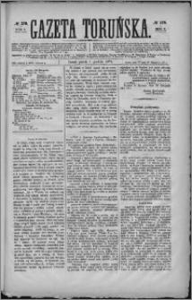 Gazeta Toruńska 1871, R. 5 nr 278