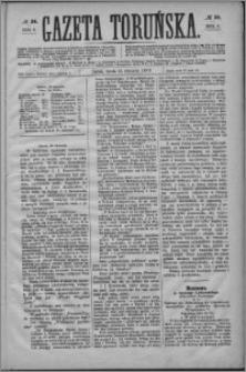 Gazeta Toruńska 1872, R. 6 nr 24