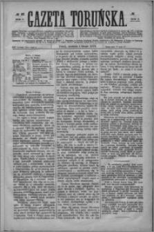 Gazeta Toruńska 1872, R. 6 nr 27