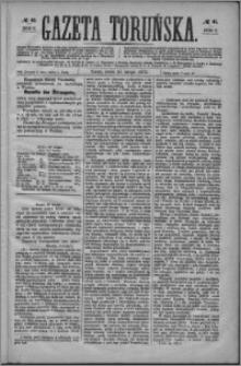 Gazeta Toruńska 1872, R. 6 nr 41