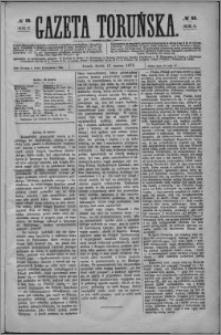 Gazeta Toruńska 1872, R. 6 nr 59