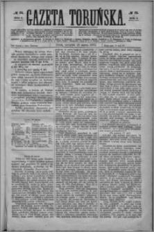 Gazeta Toruńska 1872, R. 6 nr 72