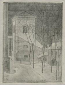 Wilno - Dzwonnica Bazyliańska