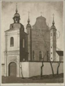 Wilno - kościół św. Michała