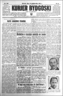 Kurjer Bydgoski 1933.10.24 R.12 nr 245