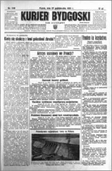 Kurjer Bydgoski 1933.10.27 R.12 nr 248