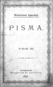 Pisma. T. 3