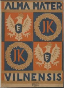 Alma Mater Vilnensis 1930, z. 9