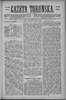 Gazeta Toruńska 1872, R. 6 nr 126