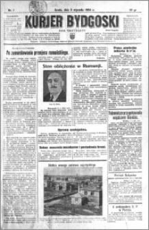 Kurjer Bydgoski 1934.01.03 R.13 nr 1
