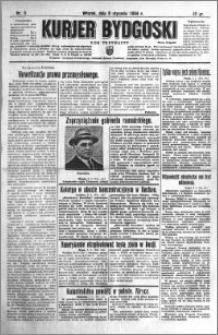 Kurjer Bydgoski 1934.01.09 R.13 nr 5